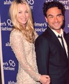 Two +  - johnny-galecki-and-kaley-cuoco photo