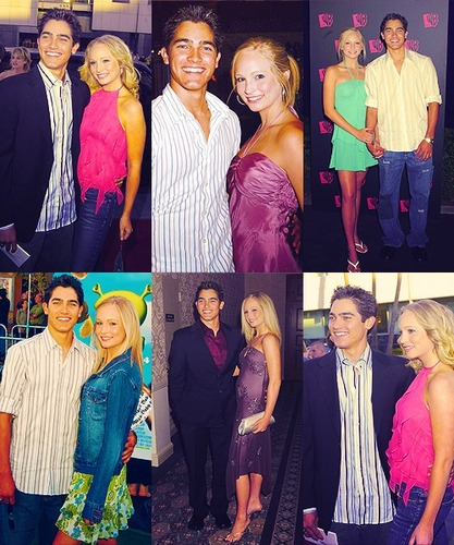 Tyler and Candice (old Pic)