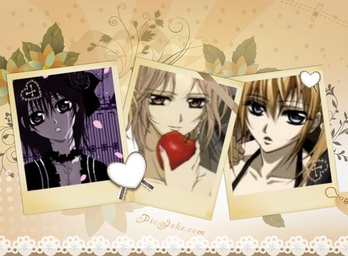 Vampire Knight Girls for Kyara^^