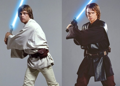 Various Anakin Pictures :)