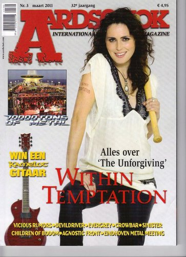 WT Aardschok Magazine (March 2011)