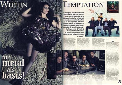 WT Aardschok Magazine (March 2011)