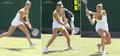 Mandy Minella in Running For The Backhand