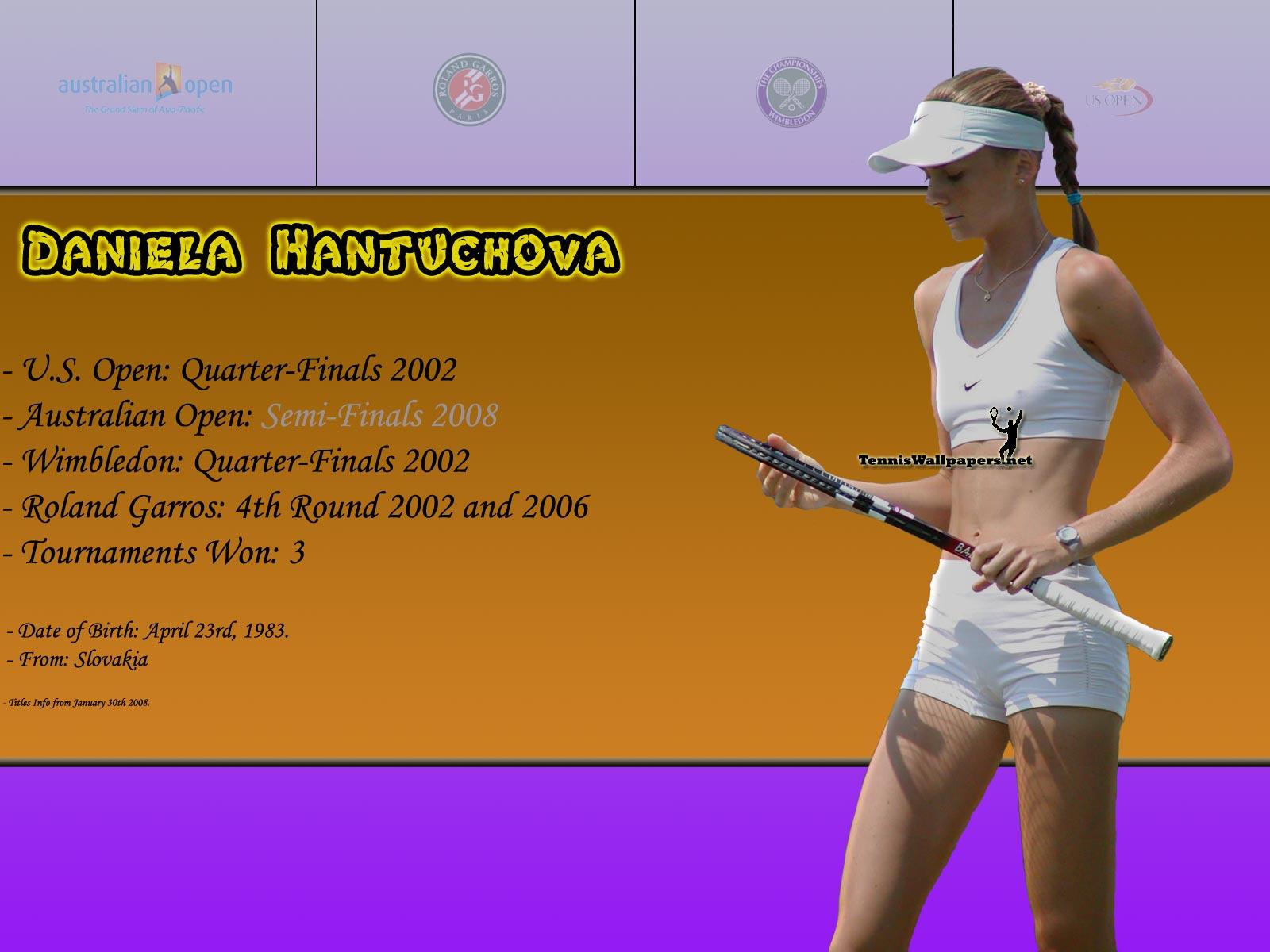 Daniela Hantuchová in Titles Info