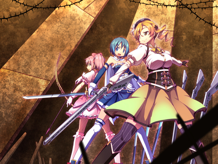 Wallpapers n Stuff - puella-magi-madoka-magica Photo