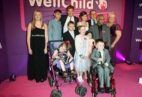 WellChild Awards - Outside Arrivals