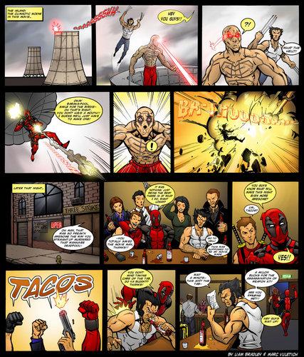 X-men funnies
