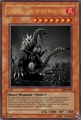 YCM: Godzilla monsters - yu-gi-oh fan art