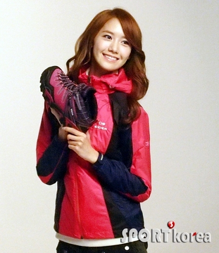 Yoona & Lee Minho for Eider