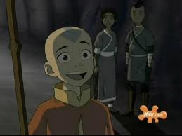 aang,sokka and katara