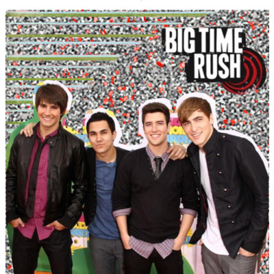 Big Time Rush Hintergrund probably with a well dressed person, a business suit, and a leisure wear titled btr