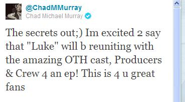 chad is back  - chad-michael-murray photo