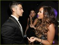 demi, joe, selena. VMA Reunion