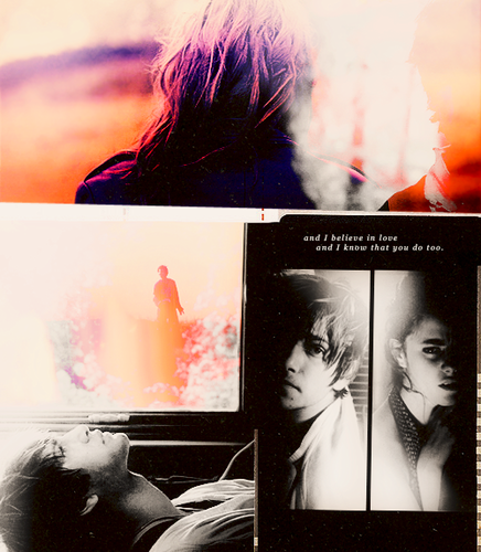 Freddie & Effy wallpaper entitled freffy.