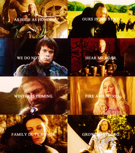 House Words