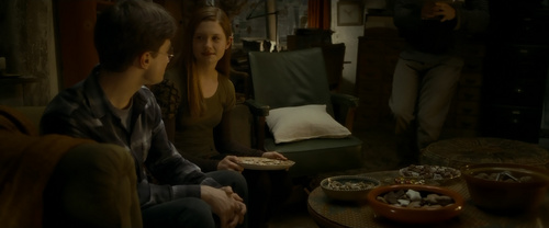 harry and ginny 15 - harry-and-ginny Screencap