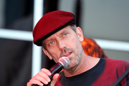hugh laurie-Band From TV- 2010