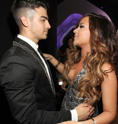 Jemi wallpaper containing a business suit, a dress suit, and a suit entitled jemi at VMAs
