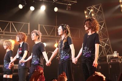 matenrou opera (Anzi, Sono, Yuu, Yo, Ayame)