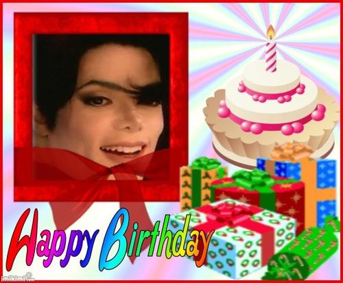 mj's birthday