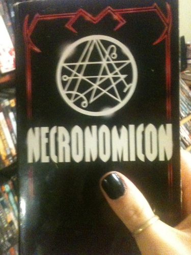 my necronomicon