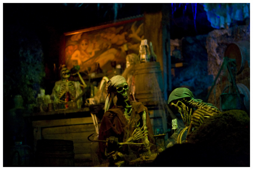 Pirates of the Caribbean DisneyLand Ride wallpaper probably containing anime called potc