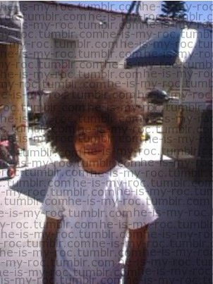 roc and his afro