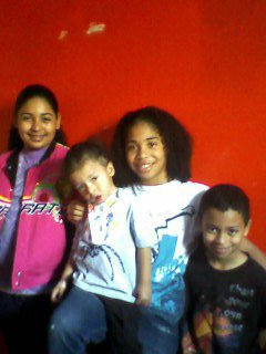 roc and his family