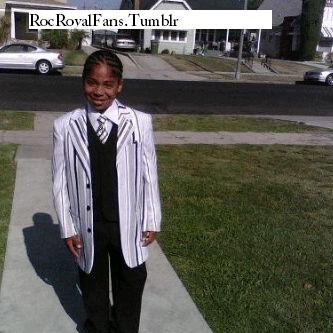 roc look so handsome