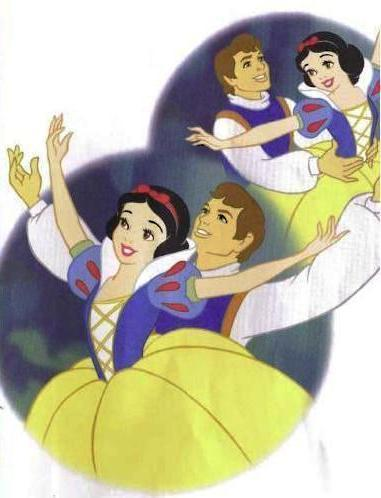snow white ballet 3 - ballet Photo
