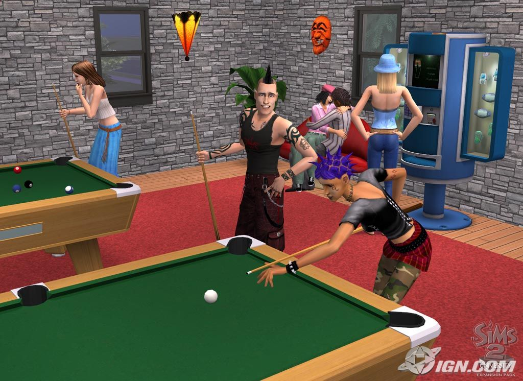 Free Download Sims 2 For PC Game Full version