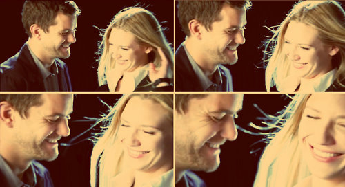 Anna Torv and Joshua Jackson fond d'écran possibly containing a portrait entitled torvson <3