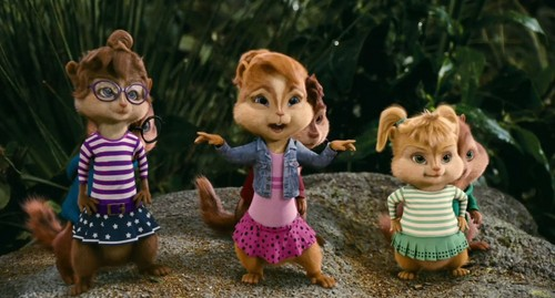 Alvin and the Chipmunks 3: Chip-Wrecked वॉलपेपर called वॉलपेपर Chipwrecked