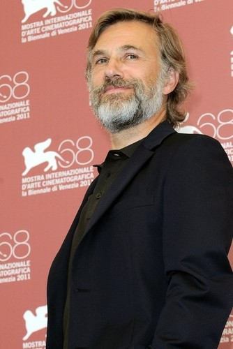 'Carnage' Photocall at Venice Film Fest - christoph-waltz Photo