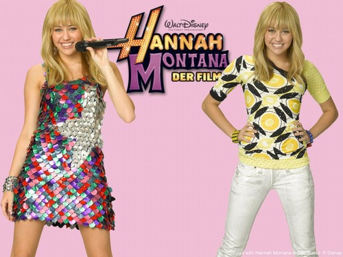 ♫♫Hannah/Miley reloaded par dj♫♫