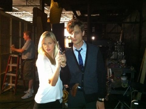"""One gun, two people"" AJ&MGG"