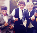 1D = Heartthrobs (Enternal Love) ZM, LP & NH At Collegiate School North London! 100% Real ♥