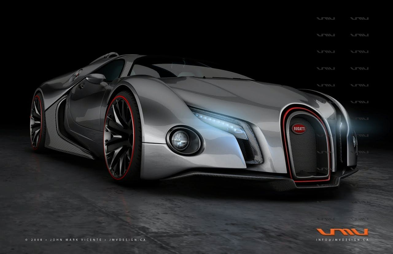 New 2015 Bugatti Veyron Super Sport Car