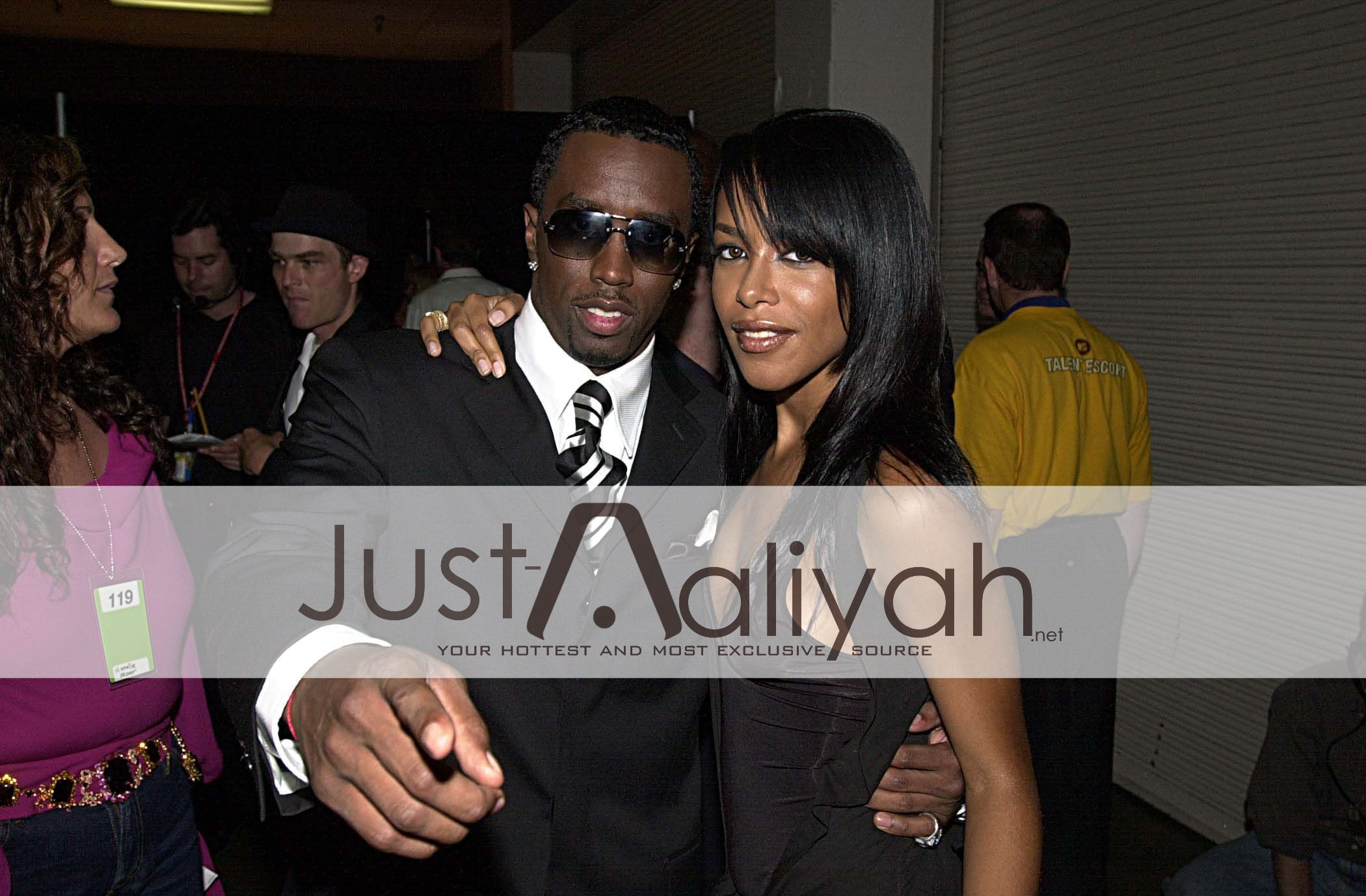Aaliyah & P.Diddy HQ