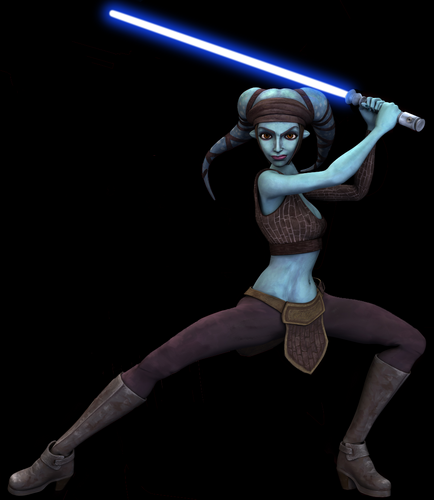 Aayla Secura awesome
