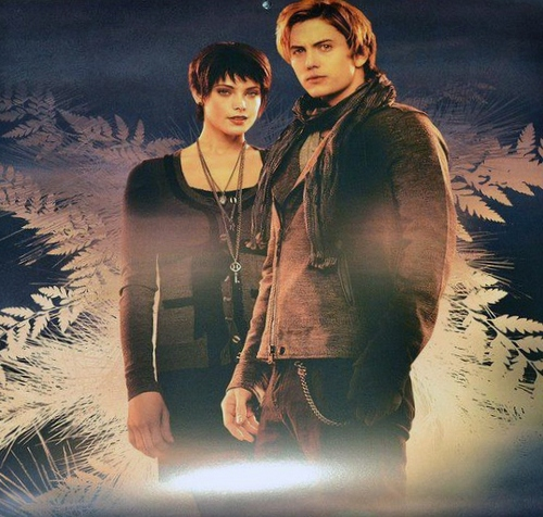 Alice & Jasper Breaking Dawn Calendar - alice-and-jasper Photo