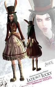 Alice Madness Returns Bonus Dresses!