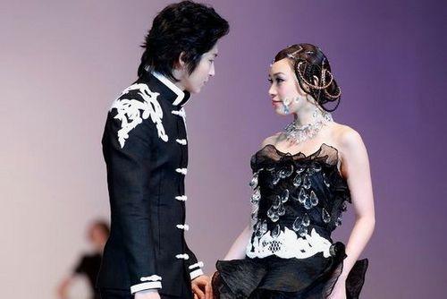Andre Kim's Fashion Show.