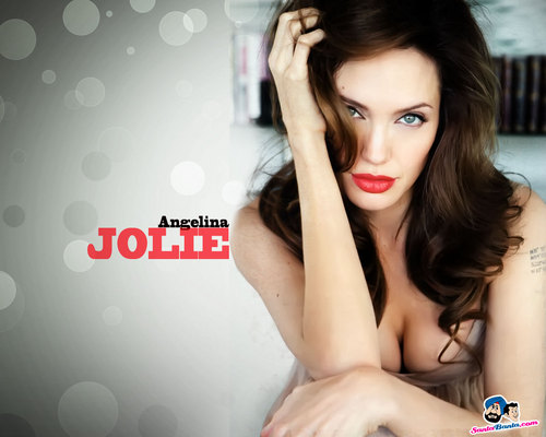 Angelina Jolie - angelina-jolie Wallpaper