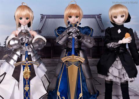 Аниме Cute Куклы