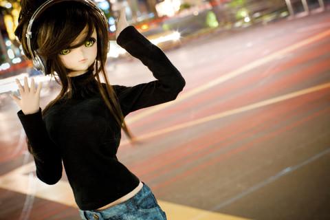 Anime bambole