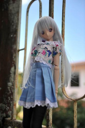 ऐनीमे गुड़िया