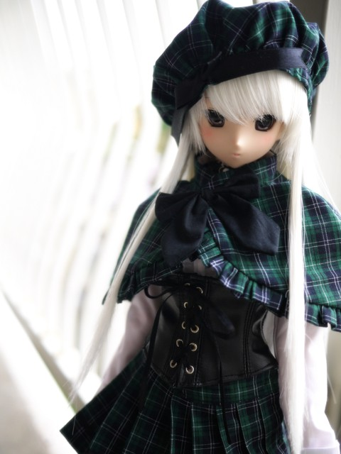 Anime doll Amandine.  wish