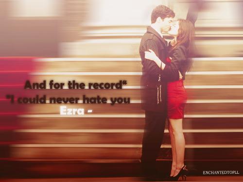 Aria/Ezra♥