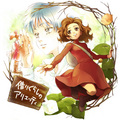Arrietty and Shou - karigurashi-no-arrietty fan art